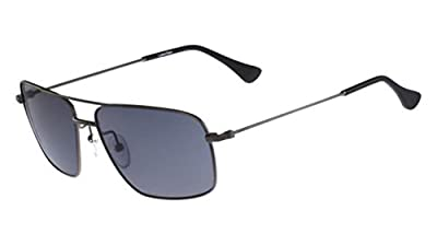 Calvin Klein Platinum CK2142S Sunglasses 061 Matte Gun