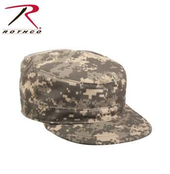 Acu Military Gear - Rothco Adjustable Fatigue Cap, ACU Digital