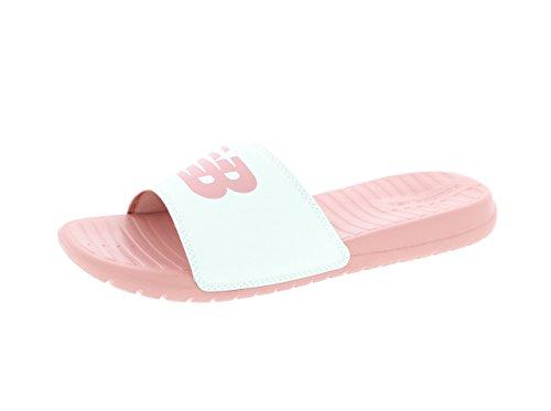 New Balance Unisex-Erwachsene Sdl006v1 Sneaker, Pink (Pink/White), 41.5 EU