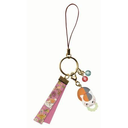 Individual Charm BOOKMARKS Award ~ G talks Natsume's Book of Friends Tribute Gallery - Pressed most lottery (japan import) by Banpresto