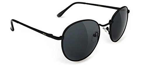 06f6955b53 Glassy Ridley Round UV Protected Sunglasses in Black at Amazon Men s ...