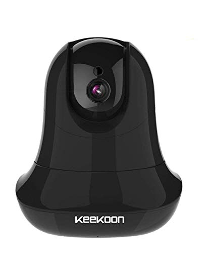 KEEKOON HD 1080P Wireless IP Camera WiFi Baby Pet Monitor Bu