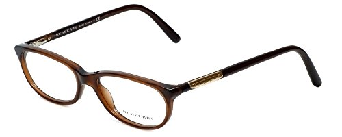 BURBERRY Eyeglasses BE 2097 3011 Brown - Glasses Reading Burberry