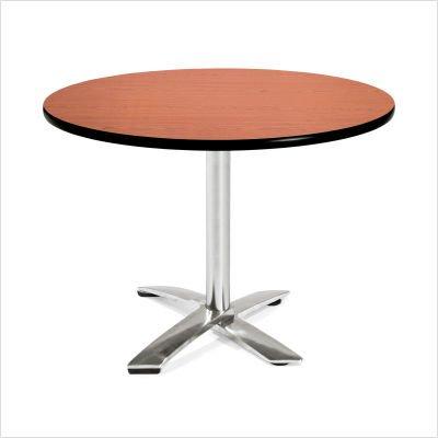 OFM Round Folding Multi-Purpose Table, 42