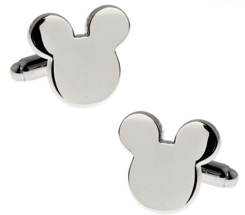 Superheroes Disney Mickey Mouse Cufflinks (Mickey Mouse Costume For Men)