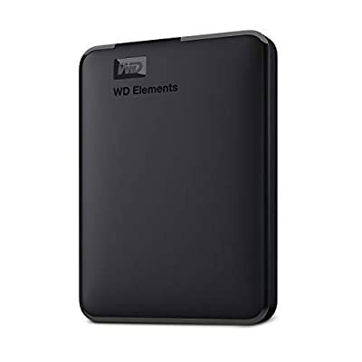 WD Elements Portable External Hard Drive from WD