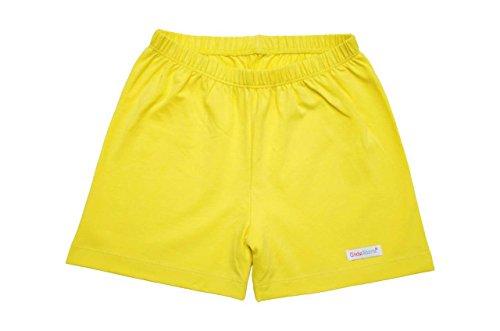 UndieShorts Girls Undershorts, Playground Athletic Bike Shorts for Under Dresses