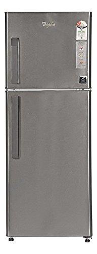 Whirlpool Frost-free Double-door Refrigerator (245 Ltrs, 2 Star Rating, Infinia Steel)