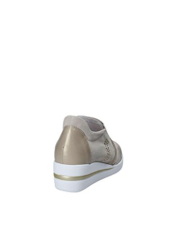 Grace Shoes E8213 Zapatos Mujeres Gris