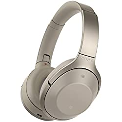 Sony Premium Noise Cancelling, Bluetooth Headphone, Ivory (MDR1000X/C)