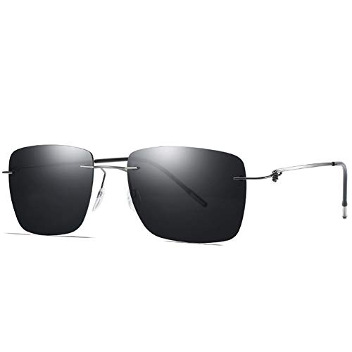 de Gafas de gafas polarizadas que las gafas sol de NIFG ULTRAVIOLETA sol las sol conducen de fSxHq16