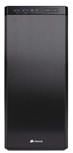 Corsair Carbide Series 330R Blackout Edition Ultra-Silent Mid-Tower Case Cases by Corsair (Image #6)