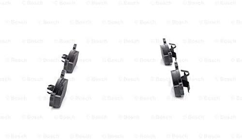 Bremsbelagsatz Scheibenbremse Bosch Hinten 0 986 424 585 Bremsbelagsatz Bremsanlage