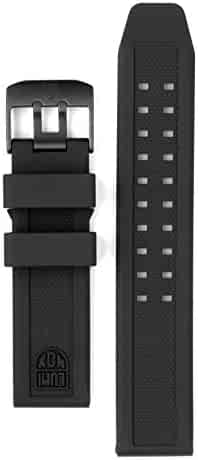 Luminox 3050 Black Rubber Strap