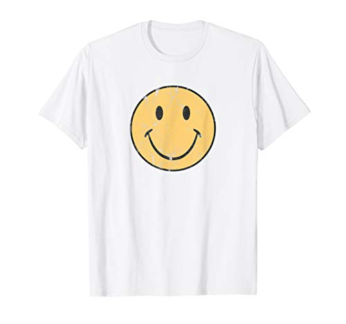 Smiley Face Shirt | Retro 70's Shirt | Vintage 70's Graphic