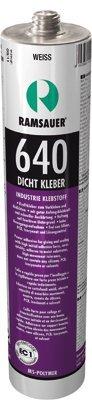 Ramsauer 640 Dicht Kleber grau 1K Hybrid Klebstoff 310ml Kartusche Ramsauer GmbH & Co KG