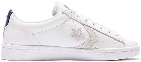 Converse Men\'s PL 76, White/Grey, 10 M US