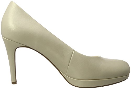 Högl Tacchi Chiusa Donne 8003 0900 Beige 10 3 Punta Delle champagn0900 5ZYxwHY