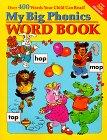 My Big Phonics Word Book, Cass Hollander, 156293466X