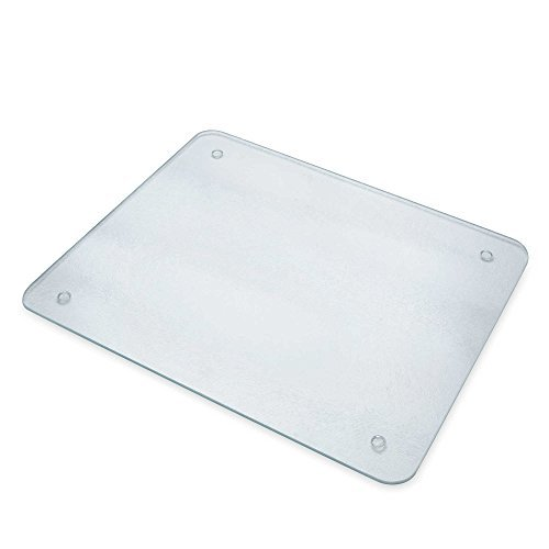 Chop-Chop Glass Cutting Board Or Counter Saver, 16 x 20 Inches
