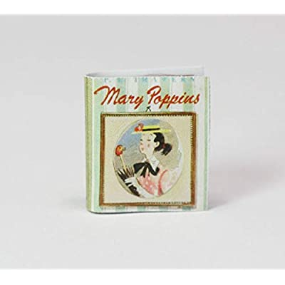 Dollhouse Miniature 1:12 Mary Poppins Childrens Book: Toys & Games