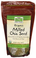 chia seeds organic milled - 1