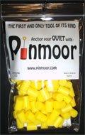 (Pinmoor Yellow (100 pack))