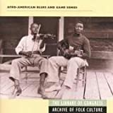 Afro-American Blues  and  Game Songs