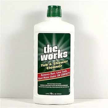 Labs Care Home (The Works Tub & Shower Cleaner 16 Fl Oz)