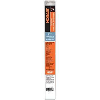 Hobart H481930-RDP 308L Electrodes, Stainless Steel, 3/32-Inch