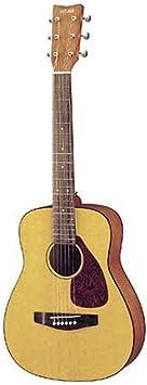 Yamaha JR1 - Guitarra acústica con funda (tamaño 3/4, acabado natural)