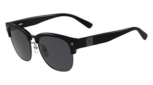 Sunglasses MCM 604 S 016 SHINY DARK GUN/BLACK ()