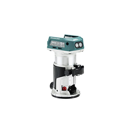 Makita XTR01Z 18V LXT Lithium-Ion Brushless Cordless Compact Router by Makita (Image #8)
