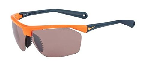 Nike Max Speed Tint Lens Tailwind12 E Sunglasses, Atomic Orange/Night Factor by NIKE