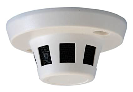 Amazon.com : Smart Security Club Smoke Detector Hidden ...