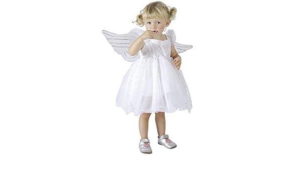 DISONIL Disfraz Ángel Bebé Talla M: Amazon.es: Juguetes y juegos