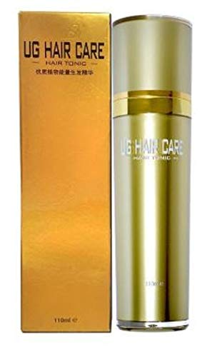 UG Hair Care Hair Care - Hair Tonic 110ml-It Helps to Prevent The Growth of Grey Hair with Hair Darkening Effect by UG