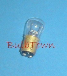 Eiko 01004 12V 100W H1 T3-1/2 P14.5S Base Halogen Bulbs