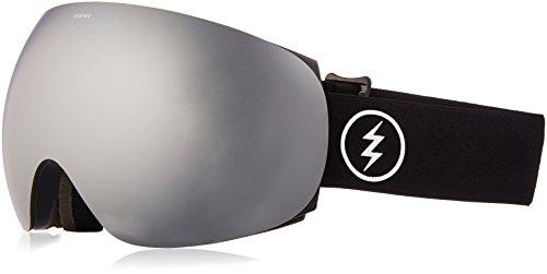 - Electric Visual EG3 Gloss Black/Bronze Silver Chrome Snow Goggle