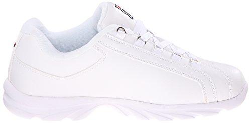 Fila Mens Ez Street Extrem Mode Sneaker Vit / Fila Marin / Fila Red