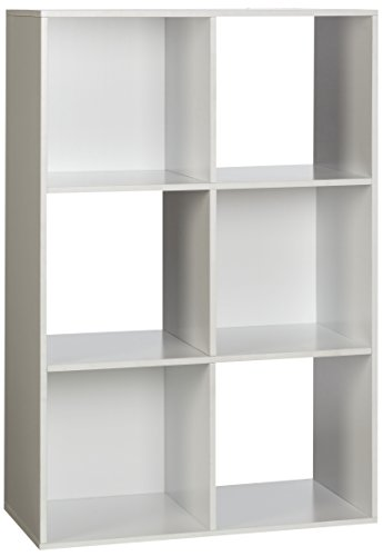 OneSpace 6-Cube Organizer, White ()