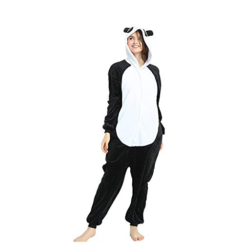 FLourishing Cosplay Flannel Anime Cartoon Onesie Adult Pajamas