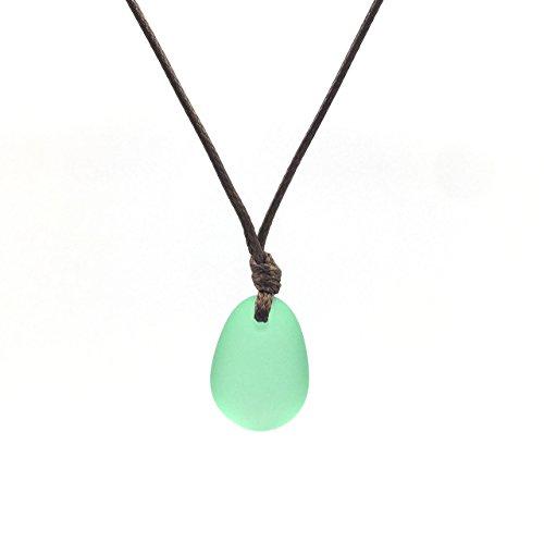 Beach Glass Pendant - 4