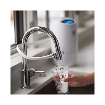 Water Purifier Above Counter Unit With Existing Faucet Kit