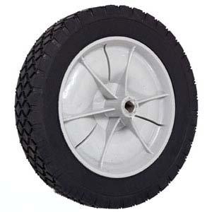 Snapper Push Mower Deck Wheel 10X1.75 Diamond Plast Gray Part No: A-B1SB8932, 1402593, 7035740