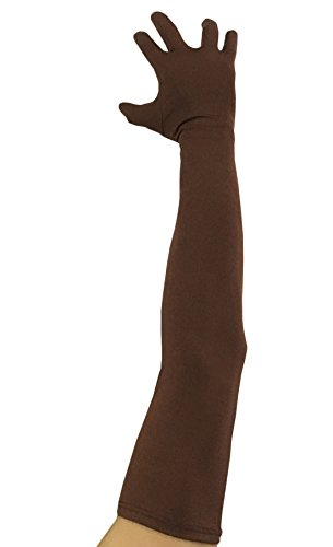 Brown Gloves - 7