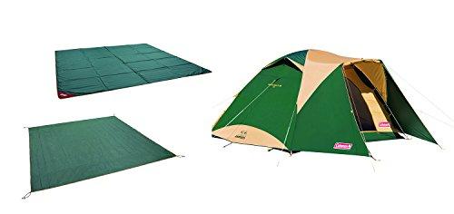 損なう辞任する囲まれたColeman(コールマン) テント タフワイドドーム4/300スタートパッケージ [5~6人用] 2000031859