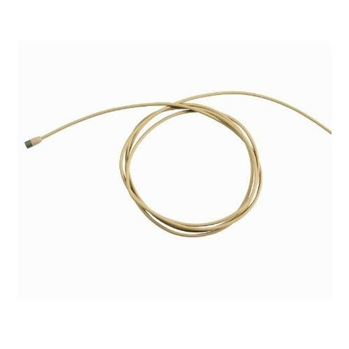 Sennheiser MKE 2-EW-3 GOLD sub-miniature omni-directional lavalier is ideal for television broadcast and theatrical productions