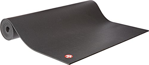 Manduka Pro Yoga Mat Black Mat PRO Extra Long by Manduka