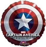 28 Inch Captain America Party Balloon